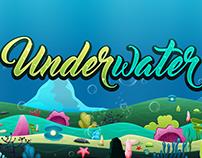 Underwater Background Design