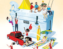 Yeti Cooler - New York Times