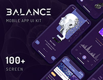 Balance UI KIT