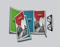 Trifold Brochure Mock-Ups