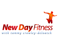 New Day Fitness - Branding