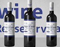 Wine - France Hand