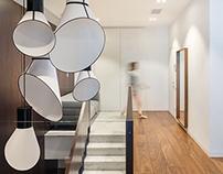 Over O apartment by SVOYA studio