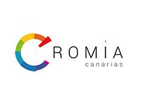 Diseño de Marca y Naming | Cromia Canarias