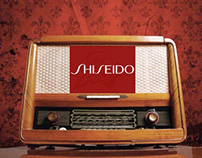 Radio Campaign for Shiseido ©
