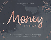 Money Penny Font