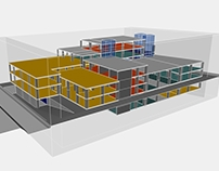 Öztorun BMW Dealership and Service Facility Extension