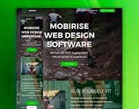 Mobirise Free Bootstrap Template Maker v4.3.4!