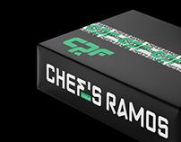 Chef's Ramos Food Laboratory – Identity & Branding