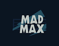 Mad Max Book Illustrations