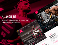 Angel Fit – Web Kit for Gyms or trainers