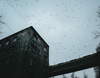 Moody Russian Neighborhoods