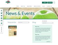 NatureSeal Website Redesign and Development