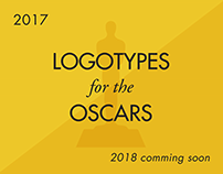 Logotypes for the Oscars #2