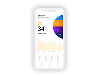 Mobile - Weather app
