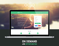 odjo - On Demand Job Opportunities