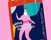 Chello x Red Clipper - Hot Sauce