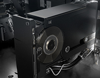 Harder Surfaces - Server Rack