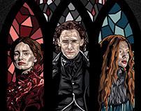 Crimson Peak - Poster Posse Project