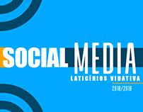 Social Media 2018/2019 - Vidativa Laticínios.
