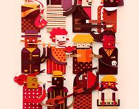 Afiche Encuentro Artístico
