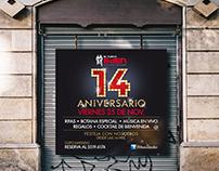 14 Aniversario Bar