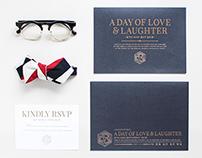 Wedding Invitation for Noriyuki & Tomomi