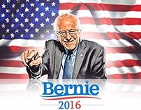 Bernie Sanders Presidential Campaign of 2015