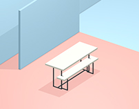 Furniture Designs for Tyny.space