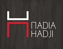 NADIA HADJI - web developer / 2013