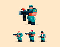 Game Design Characters