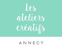 Logo Les ateliers créatifs Annecy