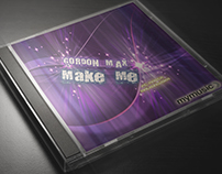 Cover to music single by Gordon Max & Marta Maliszewska