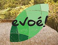 Projeto fotográfico Evoé!