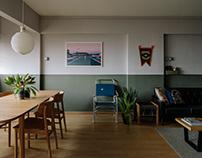 Monocot: Bedok Reservoir Apartment