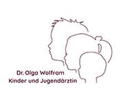 pediatrician logo design