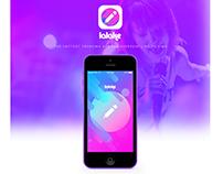 Lalake App - Karaoke Video Recording