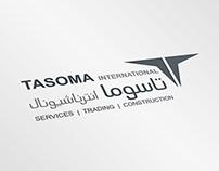 Tasoma identity design