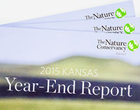 The Nature Conservancy Year-End Report