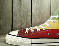 Convers All Star - ad