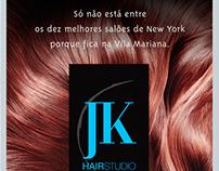 Social Media / JK Hair Studio