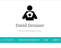 DIY and How To blog - David Deusner