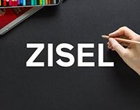 Free Zisel Sans Serif Typeface