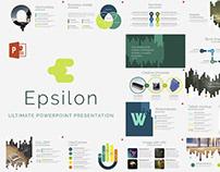 Epsilon Free Powerpoint Presentation