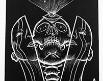 Tattooshop Mural