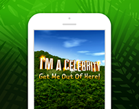 I'm a Celebrity Companion App