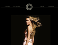 Fashion Website Template