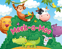 Meek-a-Moo. Animation