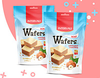 🇽🇰 mini Wafers - Packaging Design