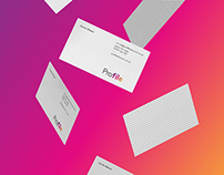 Pro.File Retouch branding